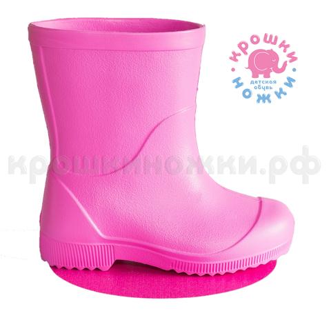 Детские сапоги из ЭВА Nordman Jet розовые