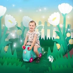 Детский чемодан Trunki Фея Флора Flora