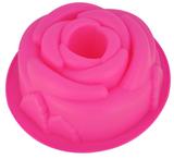 Форма для выпечки «Розовый цвет» 93-SI-FO-50