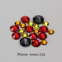 Стразы Swarovski для ногтей, Мини-микс №32 Герб...