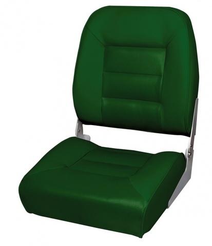 Кресло Premium High Back Boat Seat - зелёный