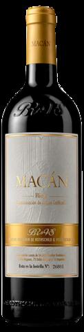 Bodegas Benjamin de Rothschild & Vega Sicilia Macan