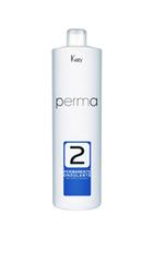 KEZY средство для перманентной завивки химически обработанных волос perma 2 1000мл