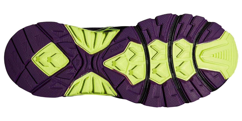 Женские внедорожники Asics Gel-Fuji Trabuco 4 GoreTex  (T5L7N 9007) фиолетовые фото