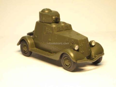 FAI-M armored car Vector-models 1:43