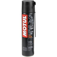 Смазка цепи мотоцикла Motul C3 Chain Lube Off Road 400 мл