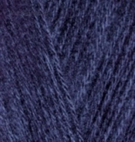 Angora GOLD 58 Темно-синий Alize - интернет-магазин пряжи | Купить в Клубок Шоп
