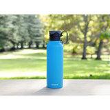 Стальная бутылка Hydrate с петелькой 600 мл, артикул 565, производитель - Sistema, фото 16