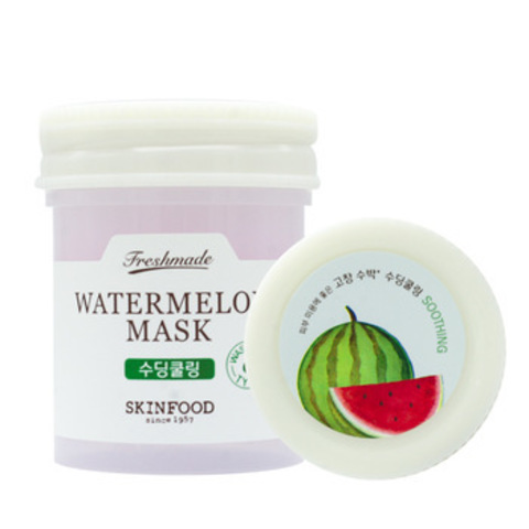 Маска с экстрактом арбуза Freshmade Watermelon Mask