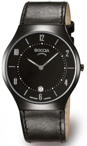Купить Мужские наручные часы Boccia Titanium 3559-03 по доступной цене