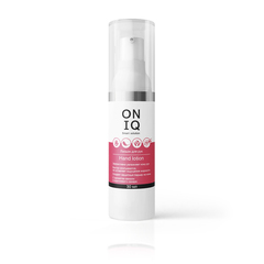 Лосьон для рук ONIQ   с ароматом ванили и корич...