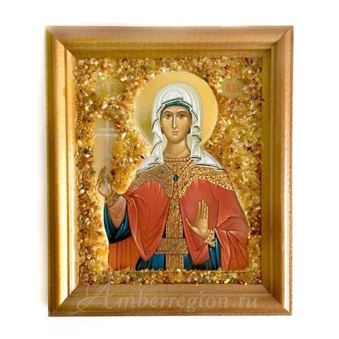 Икона Святой мученицы Лидии Иллирийской