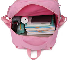 Рюкзак школьный Sun Eight 2640 розовый