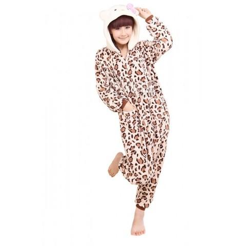 Hello Kitty леопард детский