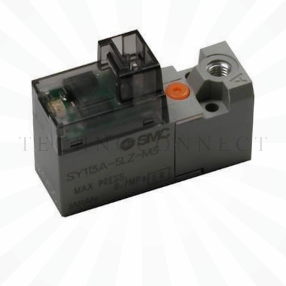 SY114-5MZ   3/2-Пневмораспределитель, 24VDC