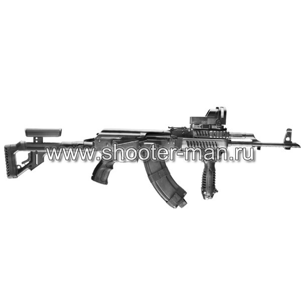ПОЛИМЕРНОЕ ЦЕВЬЕ ДЛЯ AK47/АК74/САЙГА FAB-DEFENSE AK-47