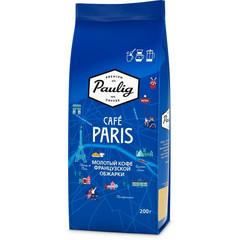 Кофе Paulig Cafe Paris молотый, 200г