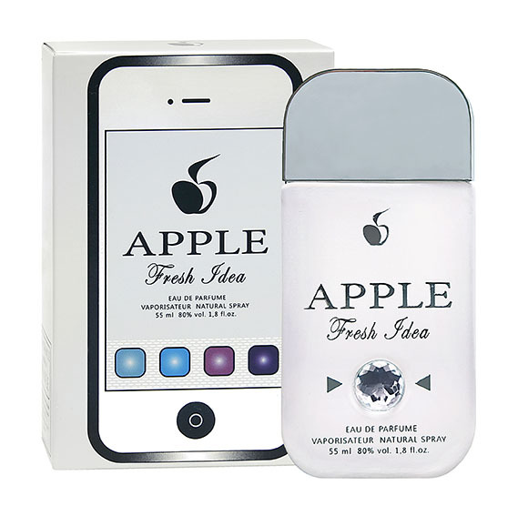 APPLE Fresh idea, Apple parfums