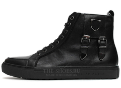 Кеды Мужские Philipp Plein High-Top Old School