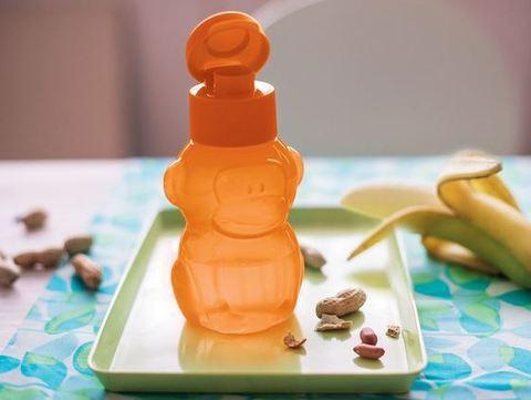 Эко бутылка обезьянка