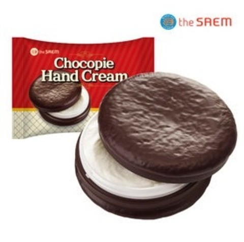 Крем для рук Chocopie Hand Cream Cookies & Cream от the Saem