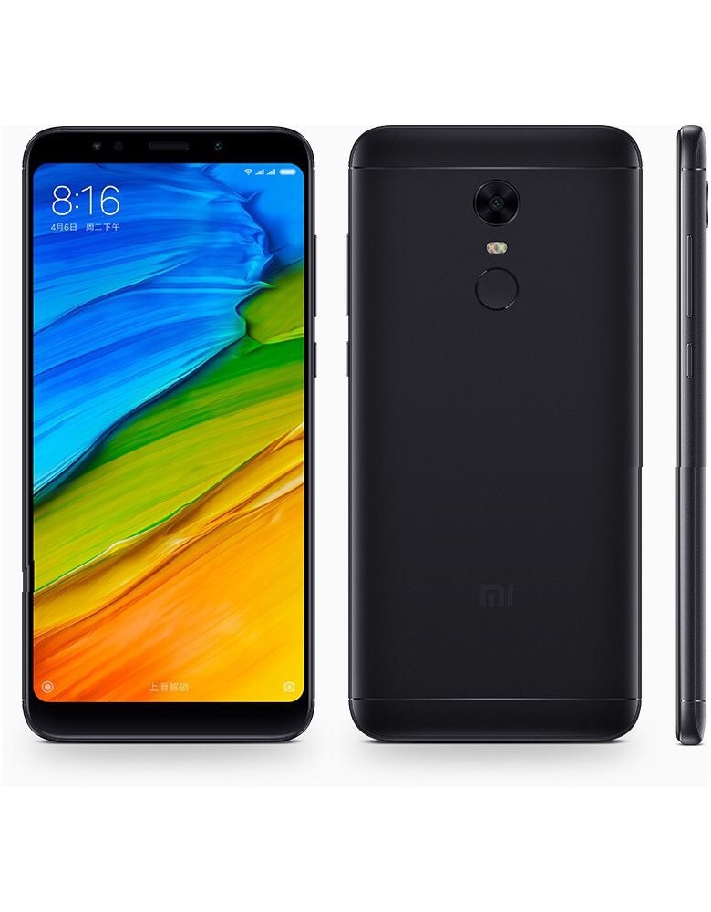 Xiaomi Redmi 5 Plus 32GB Black(Черный)