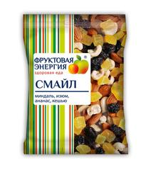 """Смесь фруктово-ореховая """"Смайл"""" 50г"""