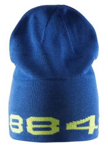 Горнолыжная шапка  8848 Altitude Big Logo (berliner blue)