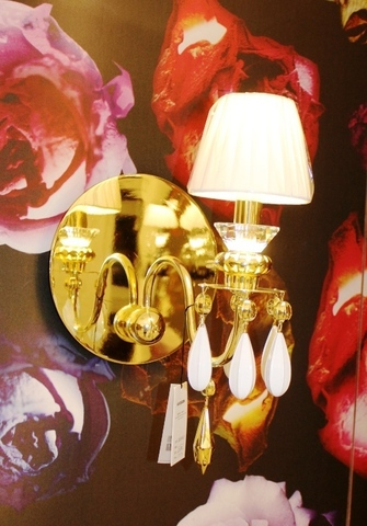 replica wall lamp BELLE DE NUIT 01-04