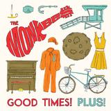 The Monkees / Good Times! Plus! (Coloured Vinyl)(10' Vinyl EP)