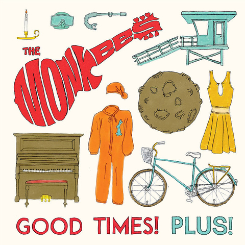 The Monkees / Good Times! Plus! (Single)(Coloured Vinyl)(10