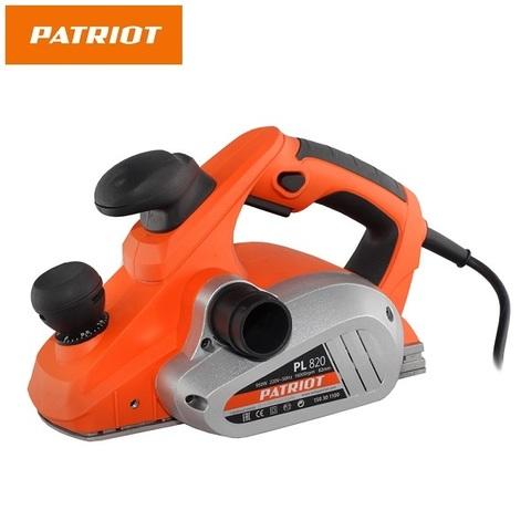 Рубанок Patriot PL820