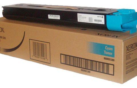 Тонер-картридж Голубой Xerox 700, 700i, 770 Pro, C75, J75 Cyan (006R01380, 006R01376)