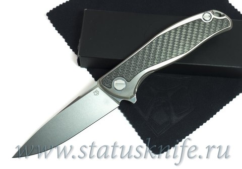 Нож Широгоров Ф95 CF M390 Кастом Дивижн