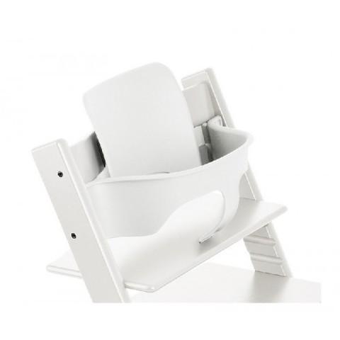 Пласт. вставка белая для стульчика Stokke Tripp Trapp