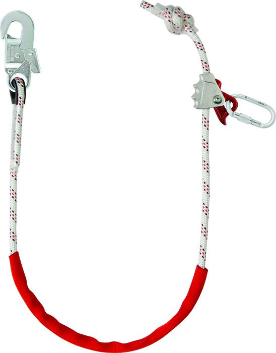 Строп веревочный одинарный с регулятором длины ползункового типа «B11у» (ЕАС)