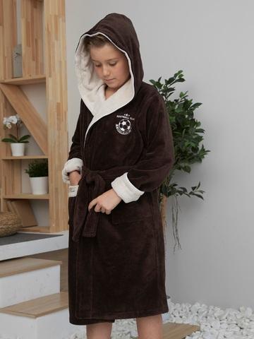 Ronaldo (Mocaccino) халат для мальчика  Five Wien (Турция)