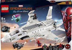 LEGO Super Heroes Marvel  Реактивный самолет Старка