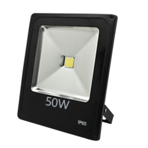 Светодиодный прожектор Feron LL-839 1COB LED 50W 4000LM 6400K AC220V/50Hz, черный