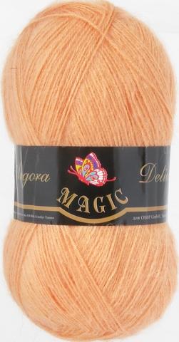 Пряжа Angora Delicate Magic 1127 Светлый терракот - купить в интернет-магазине недорого klubokshop.ru