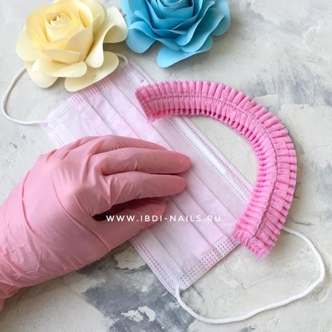 Перчатки NitriMAX нитриловые розовые M 50 пар