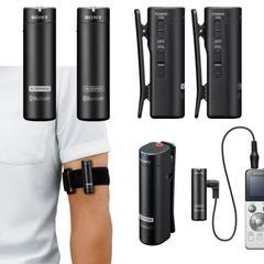 Микрофон Sony беспроводной Sony Bluetooth с ресивером