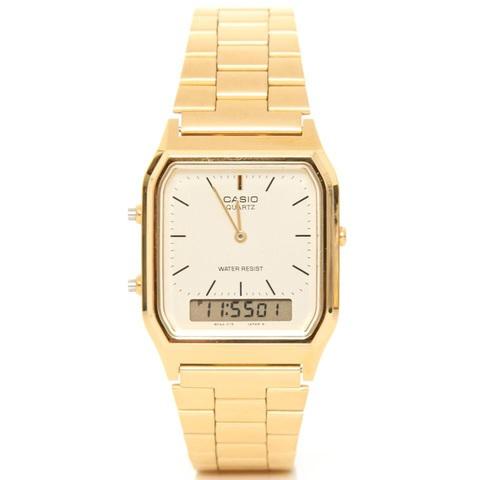 Купить Электронные наручные часы Casio AQ-230GA-9D по доступной цене