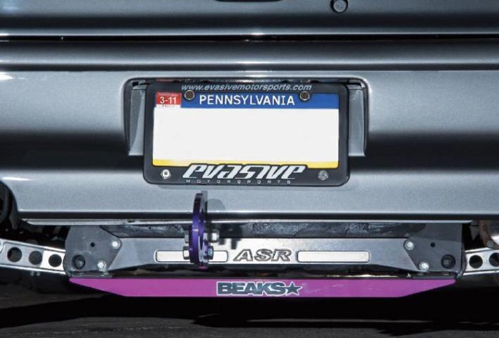 Усилитель подрамника Honda Civic 92-95 EG  ASR хонда цивик subframe