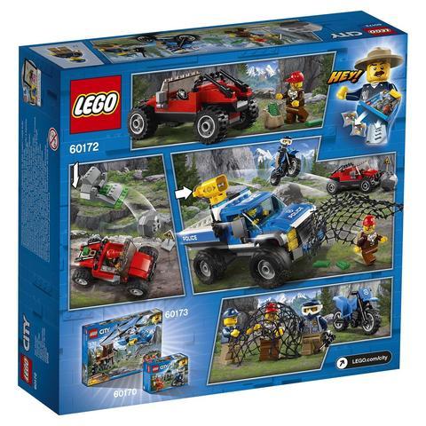 LEGO City: Погоня по грунтовой дороге 60172 — Dirt Road Pursuit — Лего Сити Город