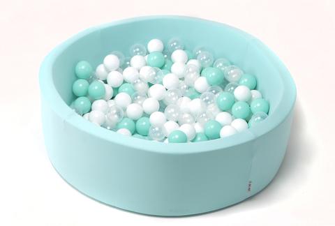 Сухой бассейн Anlipool Mint gum