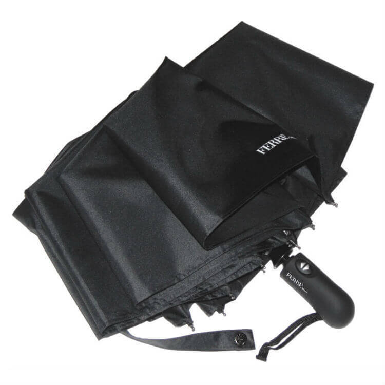 Зонт складной Ferre GF-LA3014-2- Jumbo Nero