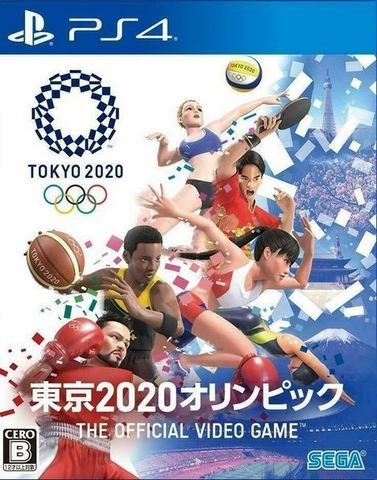 PS4 Tokyo 2020 Olympic Games Official Videogame (русские субтитры)