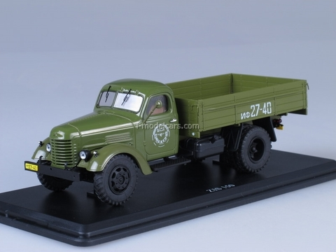 ZIS-150 board khaki Start Scale Models (SSM) 1:43