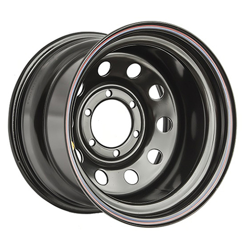 Диск стальной Off-Road-Wheels 5х127 R17 D75 ET0